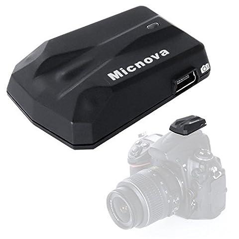 Micnova GPS-N Plus géotag GPS & N1/N3 câble pour Nikon D3 D3S D3X D4 D750 D700 D300 D300S D2X D2XS D2HS D200 D5000 D5100 D5200 D5300 D3100 D3200 D3300 D7100 D7000 D90 D800 D810 DSLR