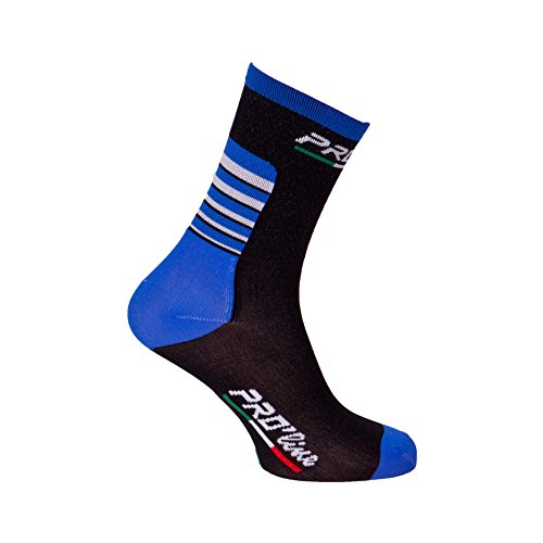 Preisvergleich Produktbild Socken Bike Proline Team blau dark blau royal Cycling Socks 1 Paar One Size New Line