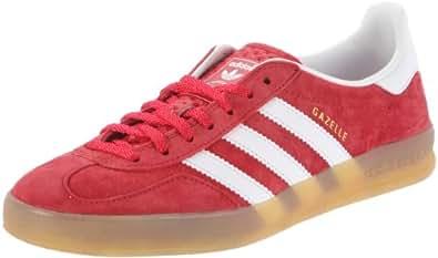 adidas gazelle indoor rosse