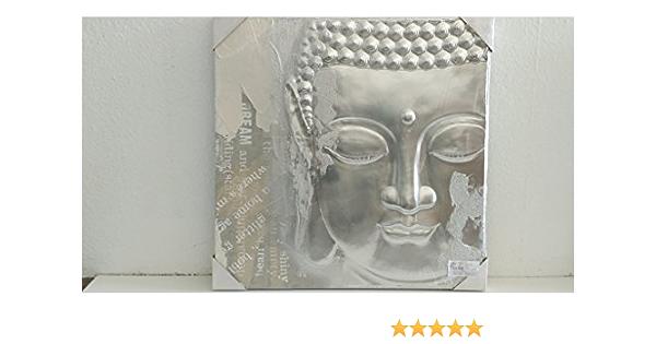 Bild Bilder Wandbilder XXL Buddha  Leinwand Wohnzimmer DEKO Kunstdruck 103