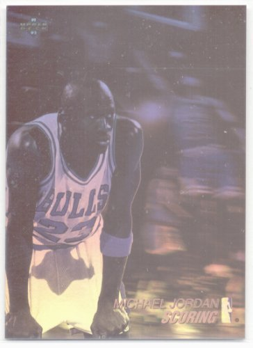 the best attitude 1d93a c7600 1991-92 Upper Deck Award Winners Hologram  AW 1 Michael Jordan Bulls  Misc
