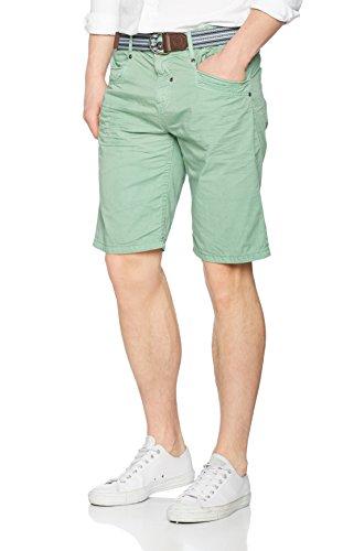 LERROS Herren Shorts Bermuda Grün (Apple 638)