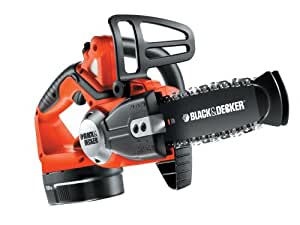 Black and Decker GKC1817 Cordless Compact Chainsaw 18 volt