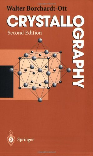 Crystallography by Walter Borchardt-Ott (2010-06-02)