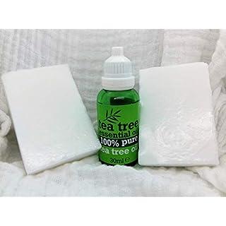 Avocado & Tea Tree Shampoo Bar with Conditioner