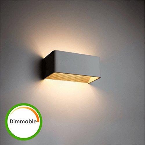 Applique LED 6W Dimmable - Quadra 20 cm