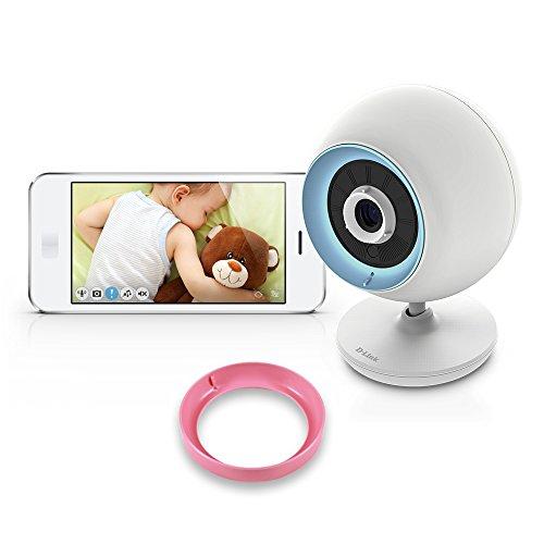 D-Link EyeOn Baby Junior Plus - Cámara de vigilancia Wi-Fi...