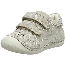 Geox B Tutim a, Zapatillas para Bebés, Beige (C5000), 22 EU
