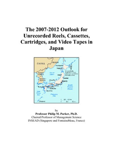 The 2007-2012 Outlook for Unrecorded Reels, Cassettes, Cartridges, and Video Tapes in Japan (Philips Cassette Tape)