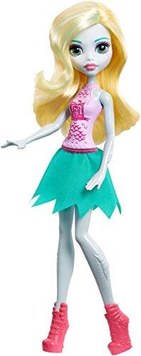 Monster High Cheerleading Lagoona Blue Doll
