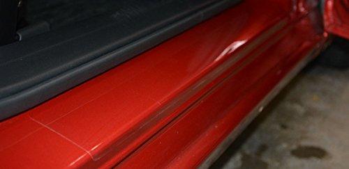 Preisvergleich Produktbild V-Protect Einstiegsleisten Lackschutzfolie Transparent Extra Stark 240µm (1144-107)
