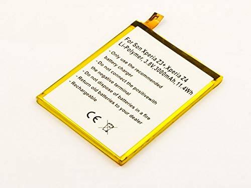 Batería para Sony Xperia Z3+, Xperia Z3X, Xperia Z4, AGPB015-A001 LIS1579ERPC