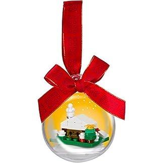 LEGO 850949–Exc Navidad Pelota con cabaña navideña