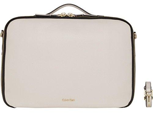 Calvin Klein Frame 14'' Laptoptasche beige