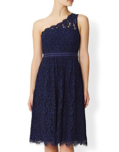 Monsoon Robe en dentelle Juniper - Femme Bleu