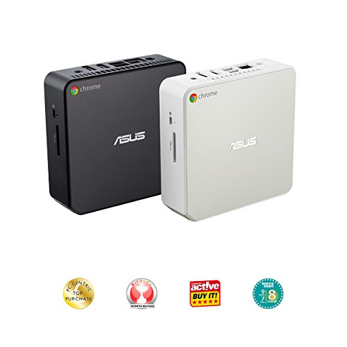 Top ASUSTEK Asus CHROMEBOX2-G084U PC Desktop (Intel 1.7 Celeron, 4 GB RAM, Chrome OS) Special