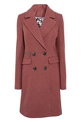 next Damen Revere Mantel Rosa EU 46 (UK 18) (Revere Mantel)