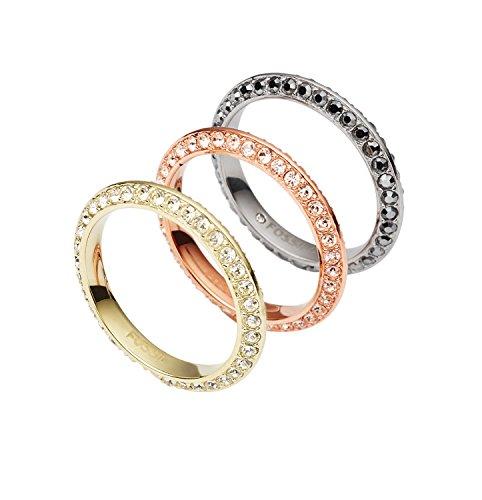 Fossil Damen-Ring Größe M½ JF02126998-505