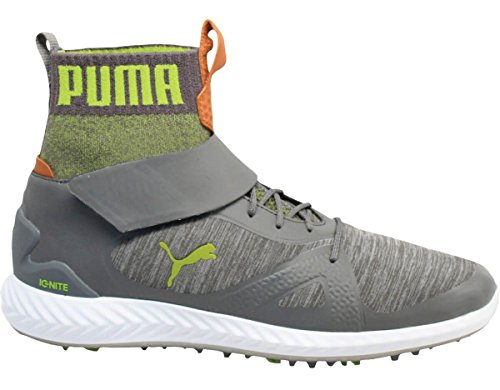Puma Ignite Pwradapt Hi-Top Scarpe da Golf?šC?191508?šC?01?Quiet Shade?šC?14?Medium