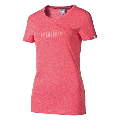 Puma -  T-shirt - Donna CAYENNE HEATHER