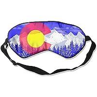 Winter Snow Mountains Sleep Eyes Masks - Comfortable Sleeping Mask Eye Cover For Travelling Night Noon Nap Mediation... preisvergleich bei billige-tabletten.eu