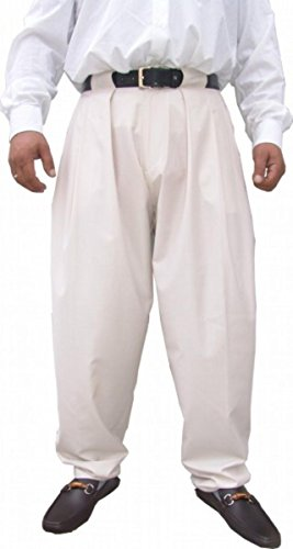 Il Padrino Moda Luxus Bundfalten Hose Creme, Hosengrösse:48