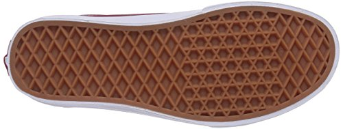 Vans U Vieux Skool (tc) Bikingrd / C, Sneaker Unisexe - Adulte Rosso (mosaïque Blanc / Bleu)
