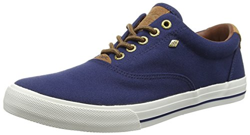 British Knights Decoy, Sneakers basses homme Bleu - Blau (Navy-Cognac 02)