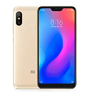 Xiaomi Mi A2 Lite 32GB 3GB RAM Dual SIM Gold - EU