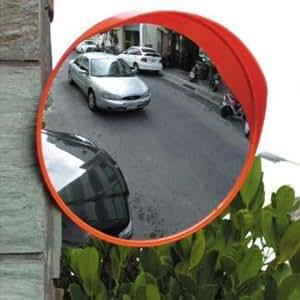 7dayshop Outdoor Convex Mirror For Traffic Driveway