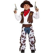 Costume da Sceriffo Cowboy Wild West Halloween costume