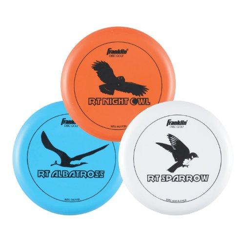 Franklin Sports Disc Golf, 3 Stück