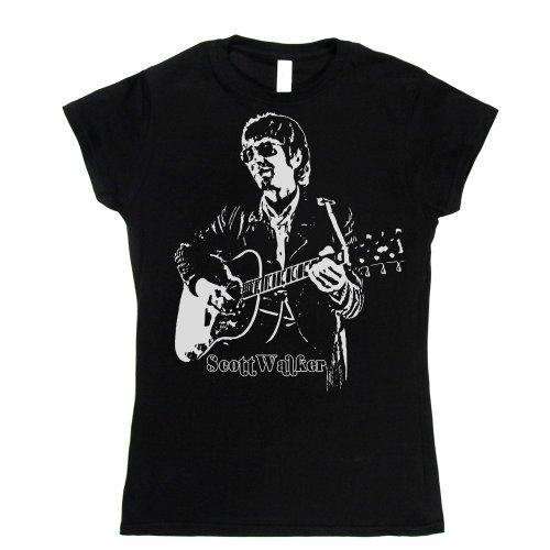 Scott Walker Womens Fitted T-shirt