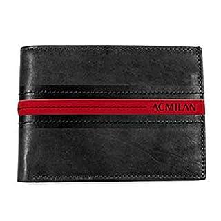 A.C. Milan ,  Herren-Geldbörse Mehrfarbig mehrfarbig One size