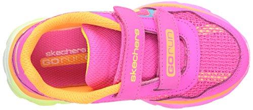 Skechers GO Run RideLil Racer Mädchen Sneakers Mehrfarbig (NPMT)