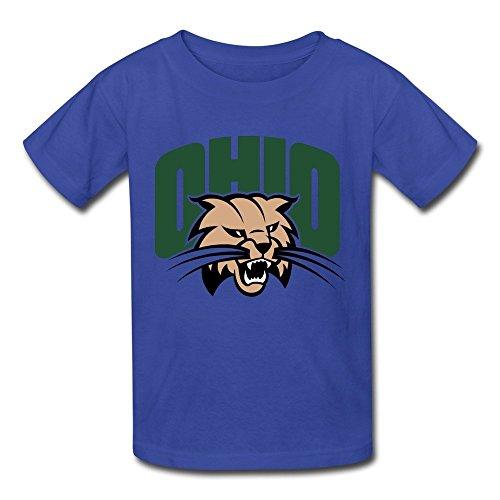 Merry Emperor Bobcats Kids Boys And Girls 100% Cotton usato  Spedito ovunque in Italia