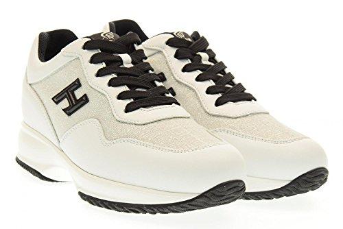 HOGAN scarpe donna sneakers basse HXW00N0W661FQ77964 INTERACTIVE Bianco