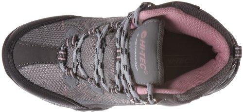 Hi-Tec Tokyo , Chaussures de randonnée garçon Gris (Gris-TR-I3-144)