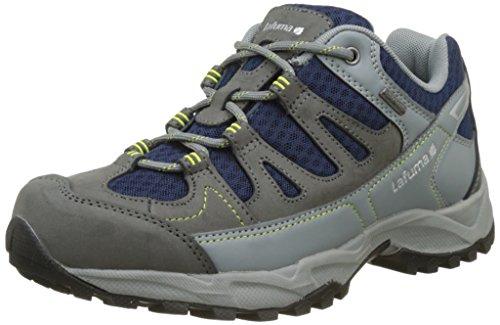 Lafuma Unisex-Erwachsene Laftrack Clim Trekking-& Wanderhalbschuhe Grau (Dark Shadow/insigna Blue)