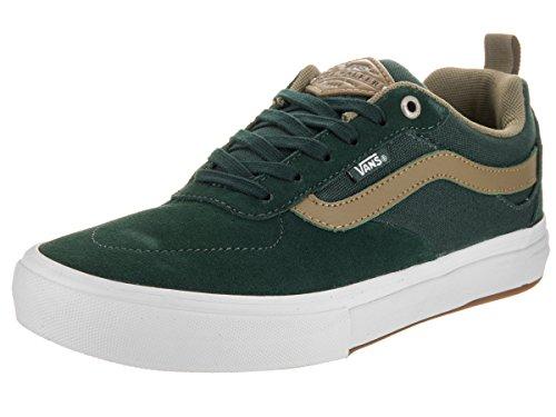 Herren Skateschuh Vans Kyle Walker Pro Skateschuhe green gables/white