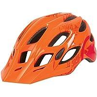 ENDURA Casco Huymmvee, Ciclismo, Naranja, 55-59 cm