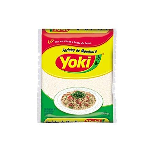 Farinha de Mandioca Crua – Yoki – 500gr