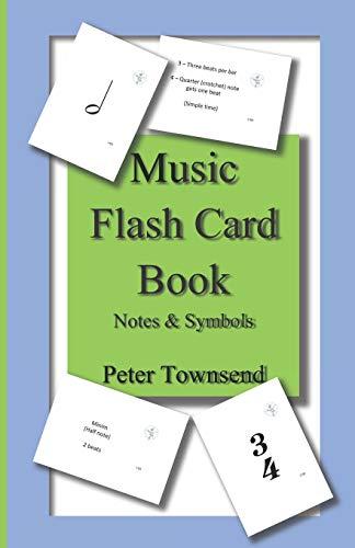 Music Flash Card Book: Notes & Symbols