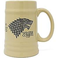 Pyramid International Game Of Thrones House Stark Beer Mug Standard