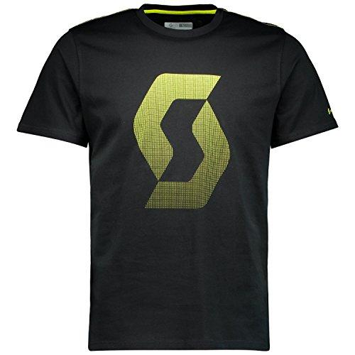 scott-camiseta-de-co-icon-factory-team-s-sl-black-sulphur-yellow-l