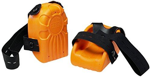 Kronen Hansa Knieschoner Ergo Kastenform, orange, Z371190