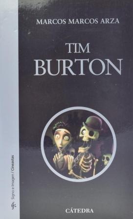 Tim Burton par Marcos Marcos Arza