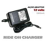 LinkePow Chargeur de Voiture électrique pour Enfant 12 Volts, Chargeur de Batterie...