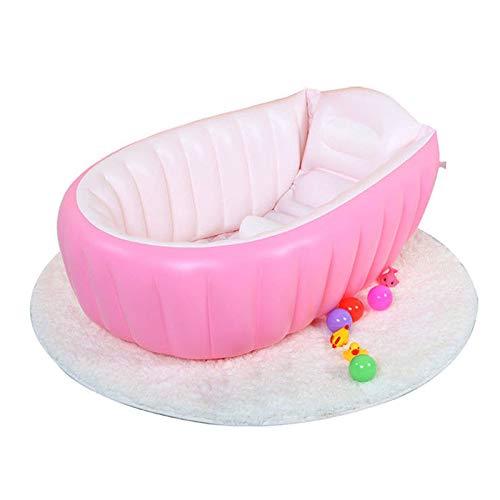 ZREAL Baby de bañera Hinchable de PVC Fuerte portátil bañera de baño para el niño recién Nacidos...