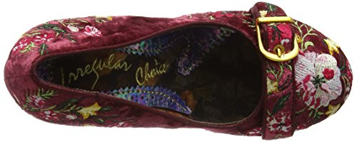 Irregular Choice Heart & Sole, Escarpins femme Rose - Rose